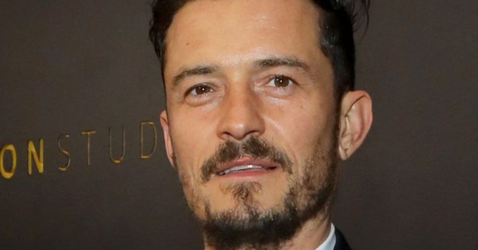Orlando Bloom Says Baby Daisy Has 'Perry's Blue Eyes' And Sleeps All Night