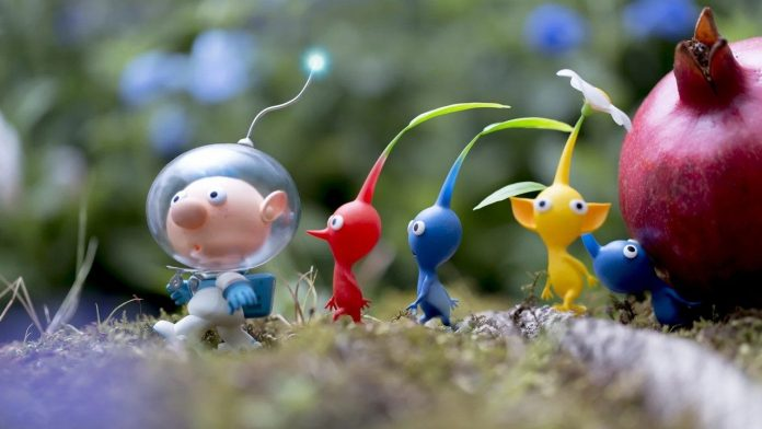 You can now download the free Pikmin 3 Deluxe demo from SwitchShop