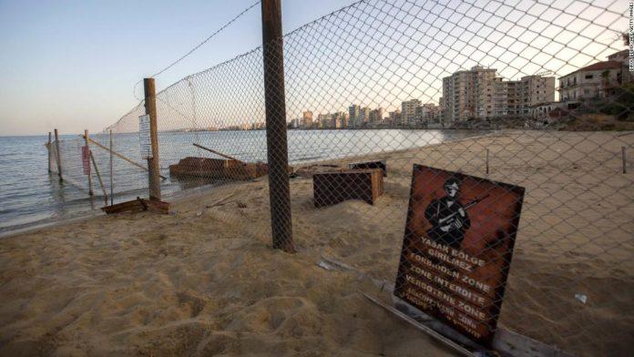 Northern Cyprus reopens abandoned beach resort, Varosha