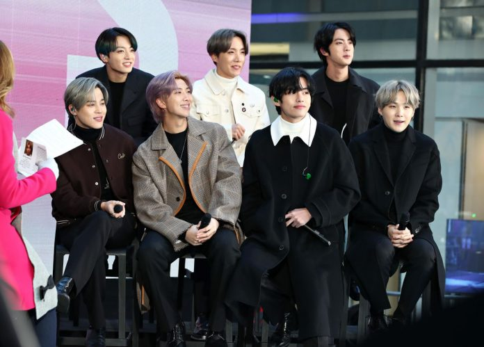 Is BTS heading for No. 2 on Hot 100?