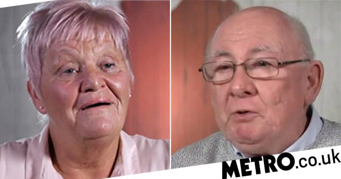 First dates: Meryl, 60, remembers her lost husband's heart disease