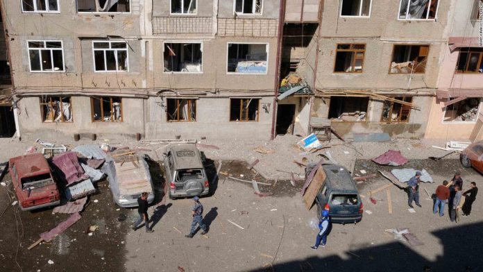 Russian Foreign Ministry says Armenia and Azerbaijan have agreed to a ceasefire