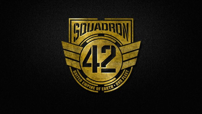 Squadron 42 receives its 8th anniversary update letter in a new video