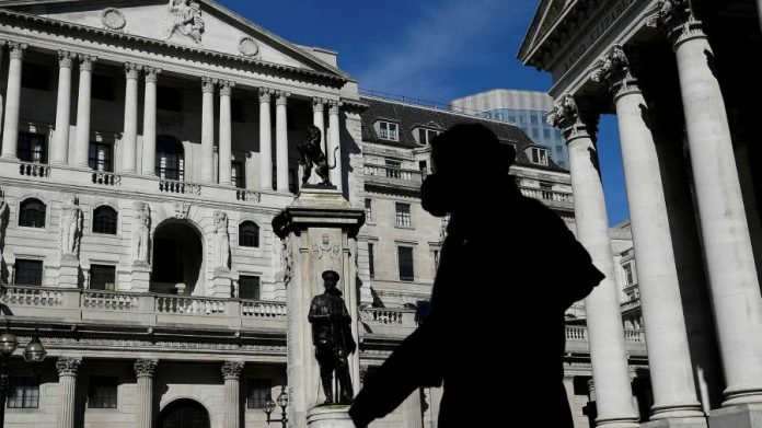 The BoE asks banks how much they are prepared for negative rates