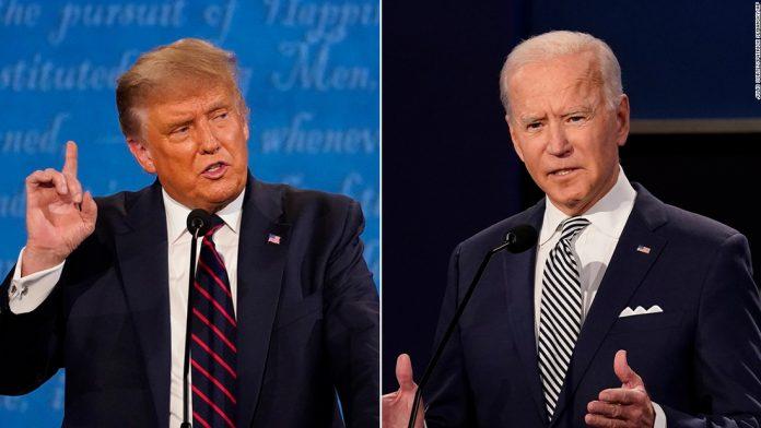 2020 election: Biden in commanding position as Trump wastes precious days