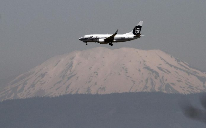 Alaska Airlines to test COVID-19 for passengers flying from Seattle