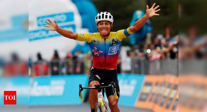 Casido wins Girod'Talia's Stage 3 More sports news
