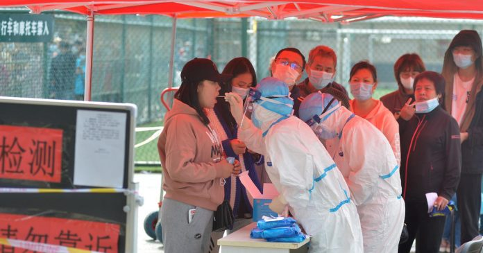 Coronavirus returns to China: Qingdao city fully tested after only 12 COVID-19 cases found