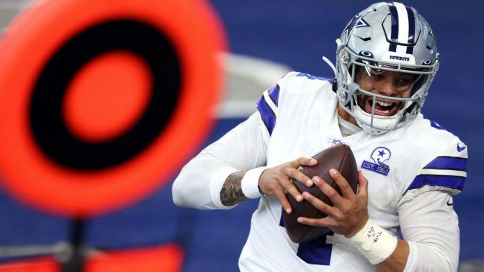 Cowboys' Dak Prescott gets a touchdown in Philly Special Lukalik
