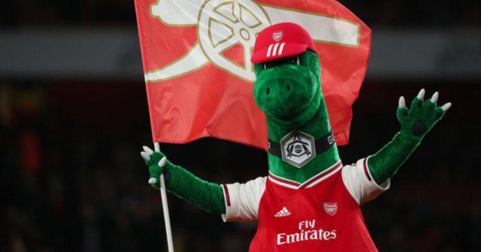 Gunnersaurus Arsenal