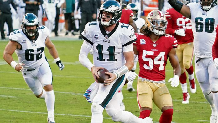 Eagles vs 49ers Score: Live Updates, Game Stats, Highlights, Streaming for TV Channel, Sunday Night Football.