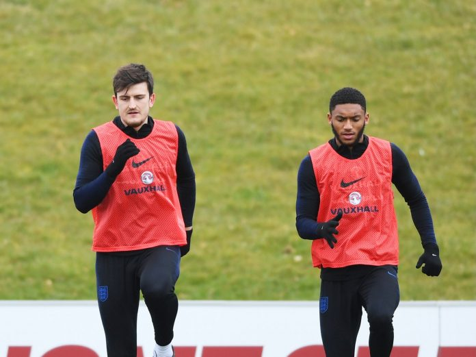 England's Neville says the England duo are 'not so good at playing' back