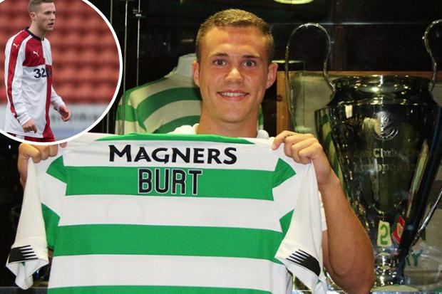 Former Celtic and Rangers Kids Liam Burt undergoes Barnsley move like the latest