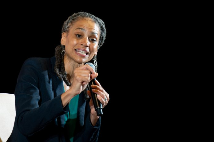 Former De Blasio lawyer Maya Ville Meyer launches the bid