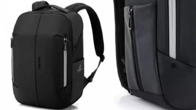 Google and Samsonite Announce Smart Connect-Eye Backpack with Touch Control