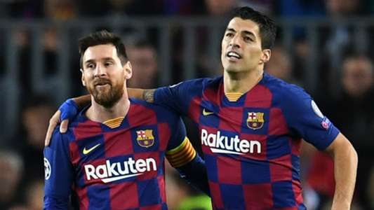 'I feel Messi's pain' - Suarez opens up to Barcelona's disappointing disappointment