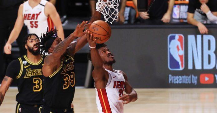 Lakers vs Heat Game 5 Final Score: Jimmy Butler drops second triple-double in 111-108 win