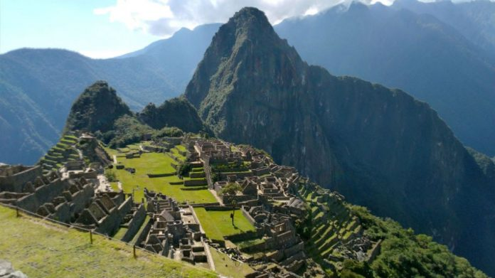 Machu Picchu opened to a solitary tourist who waited seven months to see it