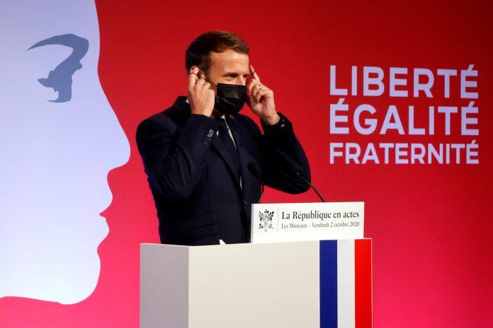 Macron outlines new legislation to curb Islamic