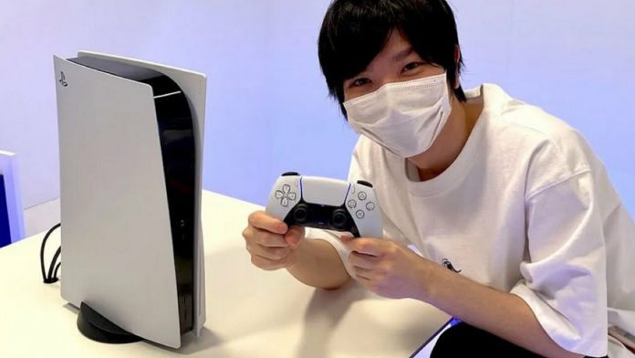 More PS5 photos emerge from the Japanese preview