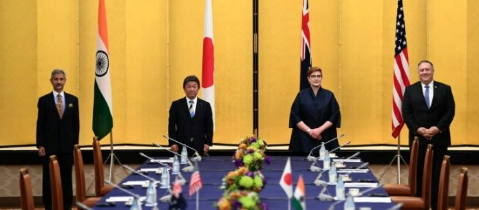 Pompeo slams China's 'corruption, coercion' at Tokyo talks