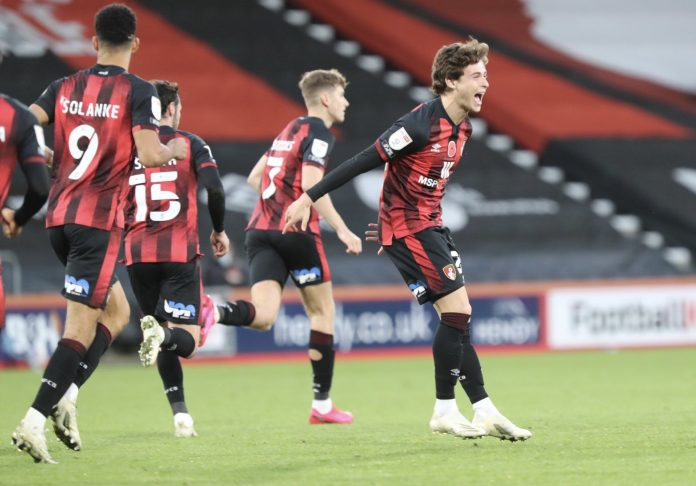 Reckwell's first cherries goal after a draw with the derby is an unbeaten run