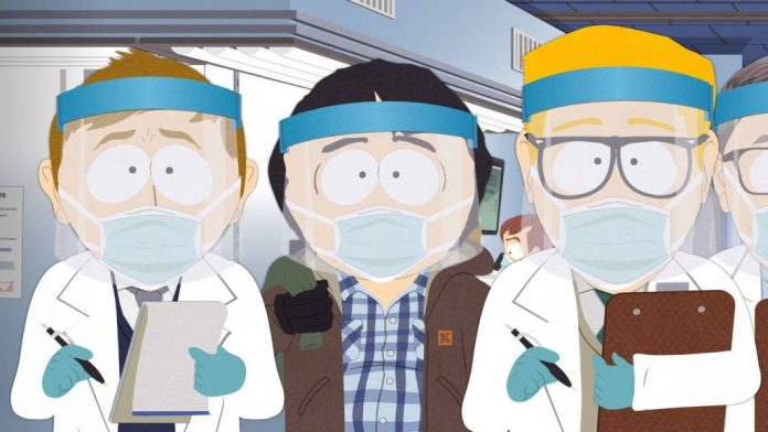 The 'South Park' epidemic delivers special 7-year ratings
