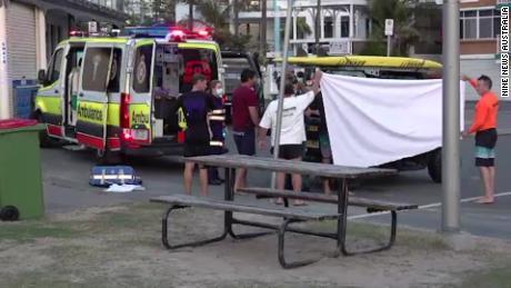 Australian Australian surfer killed after shark attack on popular Gold Coast beach