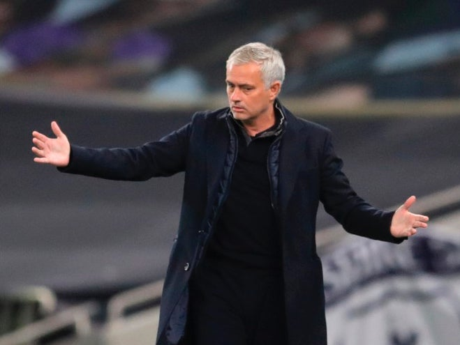 Tottenham manager Jose Mourinho continues war of words with 'Gary' Southgate
