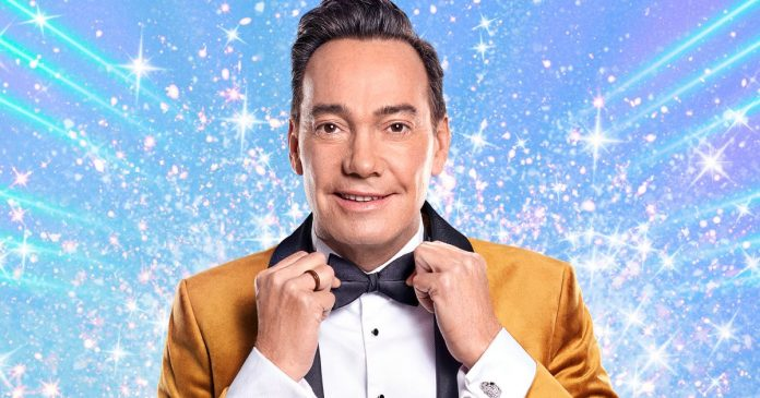 Strictly Craig Ravel Horwood blasted pro dancers and said the show was 'not a real competition'