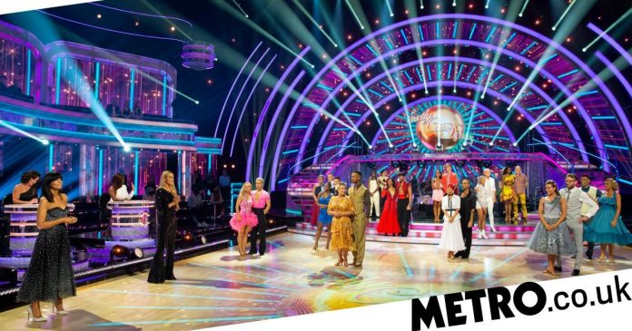 How much time is there to dance Strictly Cum tonight and will anyone be away there?