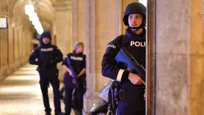 Shooting in Vienna: At least one person was killed and 15 were injured in the attack in Riyadh