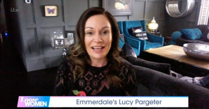 Lucy Pargetter of Emmerdale says the tables will return to the chas after 'cheats' on the pads