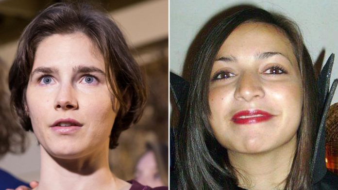 Amanda Knox said Meredith Kercher was 'painfully missed'