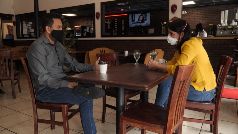 Cioban Robbins spoke with Cuban local entrepreneur Jose Santana
