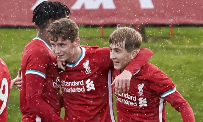 Match Report: Liverpool U18s 4-1 Newcastle United