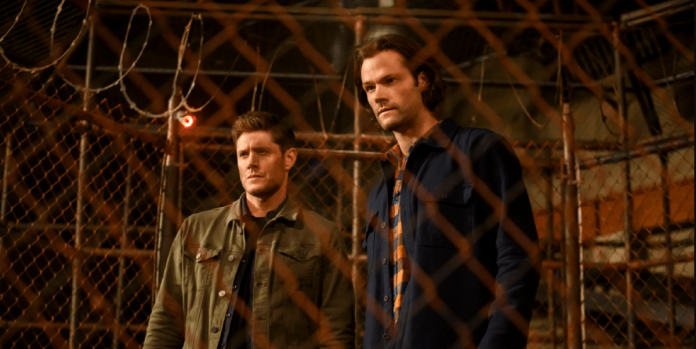 The supernatural final trailer shows the final moments of Winchester