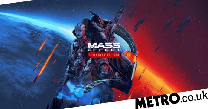 Mass Effect Legendary Edition remaster and Mass Effect 4 confirmed