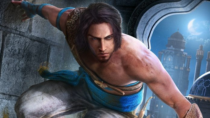 Switch version of Ubisoft's Prince Pers f Persia remake res online