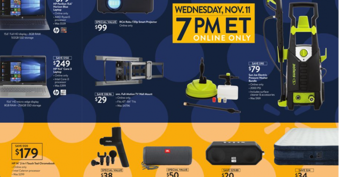 Black Friday 2020 Ad Scan: See the best deals and sales at Walmart, Best Buy, Game Stop and more