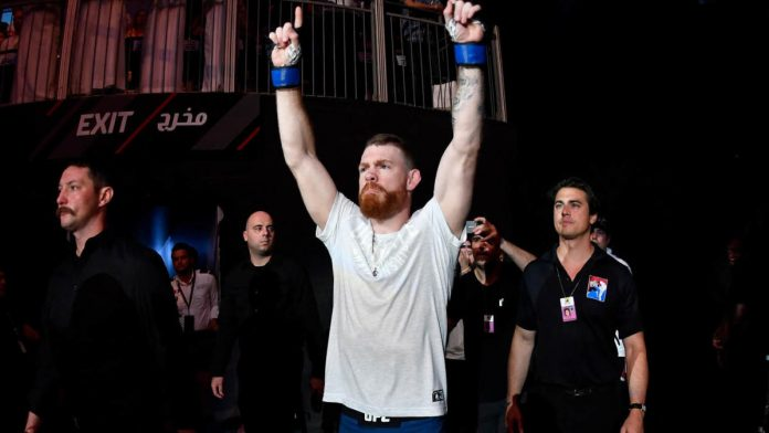 Paul Felder advanced to face Rafael Dos Anjos on short notice at the UFC Fight Night Lightweight main event