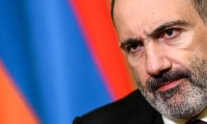 Armenian Prime Minister Nicole Pashinyan has signed a