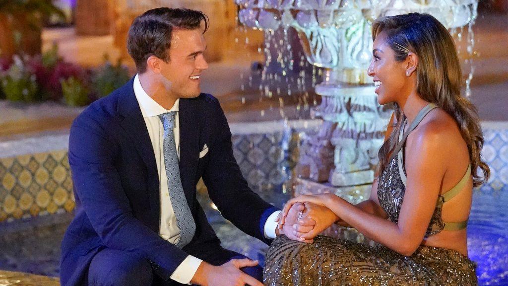 Ben Smith and Tashia Adams on 'The Bachelorette' Season 16 Episode 5