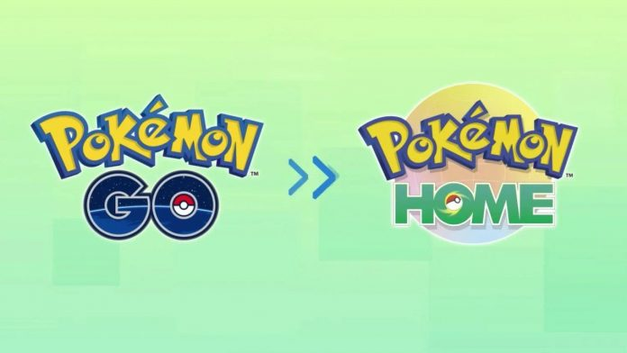 Pokemon Home - Pokemon Go connectivity is now live, not yet available to everyone