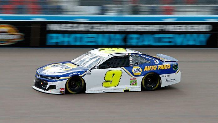 Chase Elliott won the 2020 NASCAR Championship in Phoenix