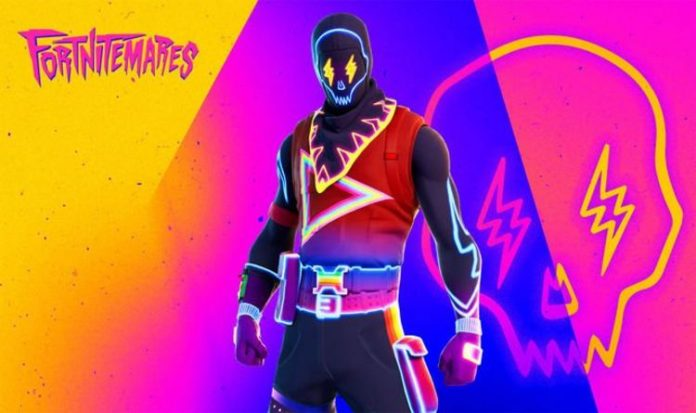 Fornite Live Event: Last Chance for the Balvin Party Trooper Skin with Halloween Concert    Gaming    Entertainment