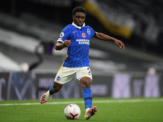 Brighton and Hove Albion wing date lampte