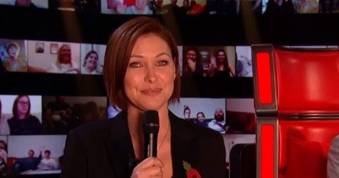 ITV The Voice Is Host Emma Willis Attracts Fans With Strong Change