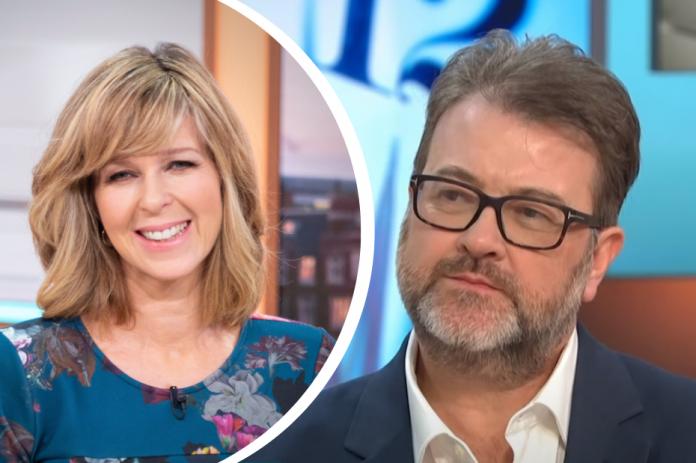 Kate Garaway gave an update about husband Derek Draper after 'huge progress'