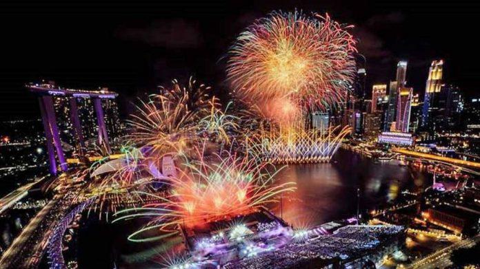 No fireworks on Marina Bay on New Year's Eve amid COVID-19 epidemic